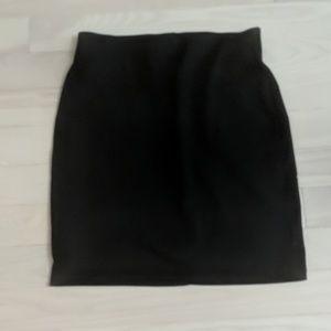 Old Navy black skirt.